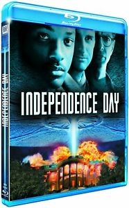 Independence Day [Blu-Ray] Will Smith - NEUF - VF