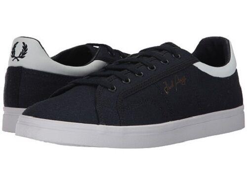 Blue Canvas uomo 9 Fred Sneakers Navy taglia da Perry Sidespin vxqXc1cS6w