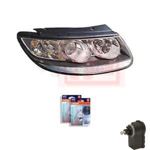 Scheinwerfer-rechts-fuer-Hyundai-Santa-Fe-CM-H7-H7-inkl-Lampen-Motor