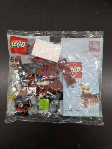 LEGO 40287 Reindeer /& Sleigh Christmas December 2018 exclusive  Retired Rare