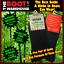 Wheat Hi-Leg Zip Sider Steel Toe Safety Mongrel 251050 Work Boots Brand New!