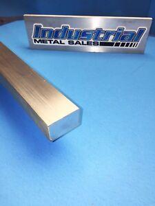 """7075 T651 Aluminum  1-1//2/"""" x 3/"""" x 12/""""--/>1.5/"""" x 3/""""   7075 MILL STOCK"""
