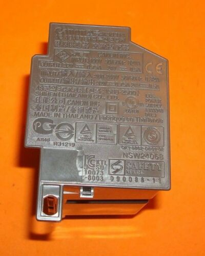 MP640 MP620 MP980 K30314 OEM CANON POWER ADAPTER SUPPLY MP560 iP4600  C5.8