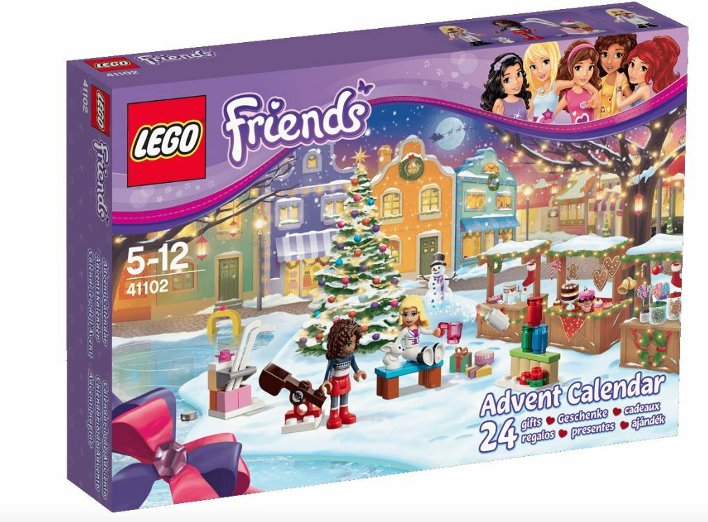 LEGO® Friends 41102 Adventskalender NEU OVP_ Advent Calendar NEW MISB NRFB