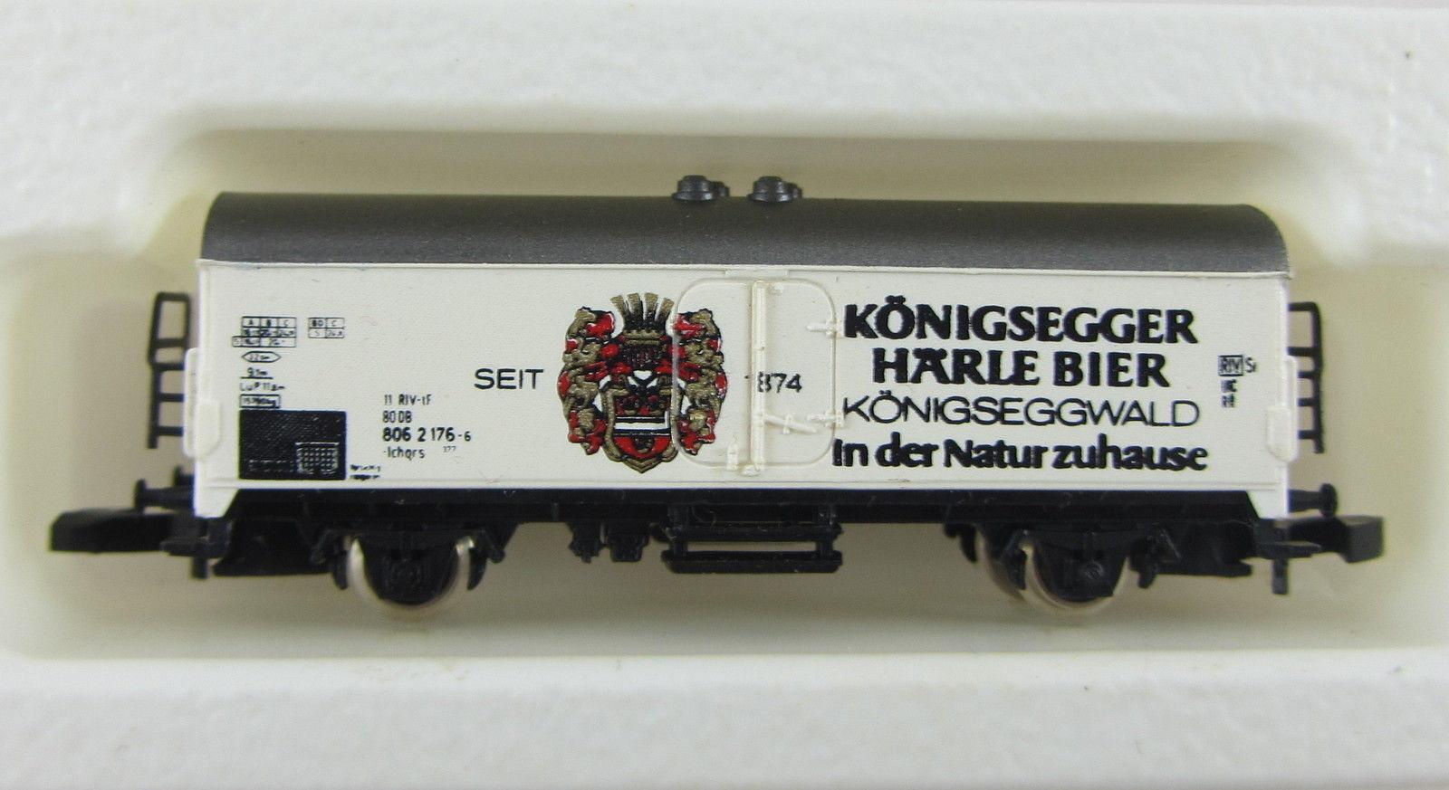8600 CARRO BIRRA modello speciale königsegger Härle birra con OVP RARO