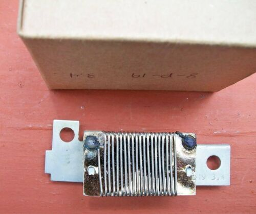 Westinghouse 8-P-19 Overload Relay Heater 3.4 NEW