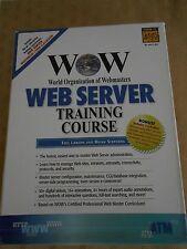 World Organization of Webmasters 'Web Server Training Course'