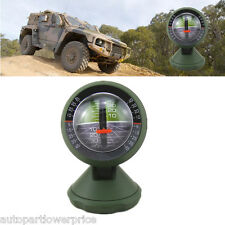 Per Auto Camion angolo di inclinazione Indicatore livello di sicurezza Gradiente SALDO pendenza misuratore Gauge
