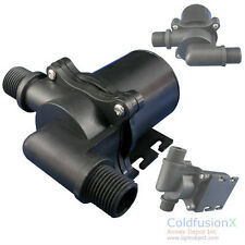Dc12v Water Pump 475gph 30lm High Temperature 100c With Speed Control