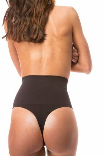 Faja Body Reductor en Fajate ShapeWEAR Women/'s Body Suit Shaper Thong Strapless