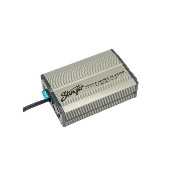 Stinger SPI300 Power Inverter 300 Watt 2-Outlets Car Audio Ps2 Xbox Mobile Video