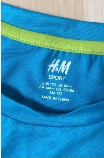 Sportstøj, T-shirt, H&M