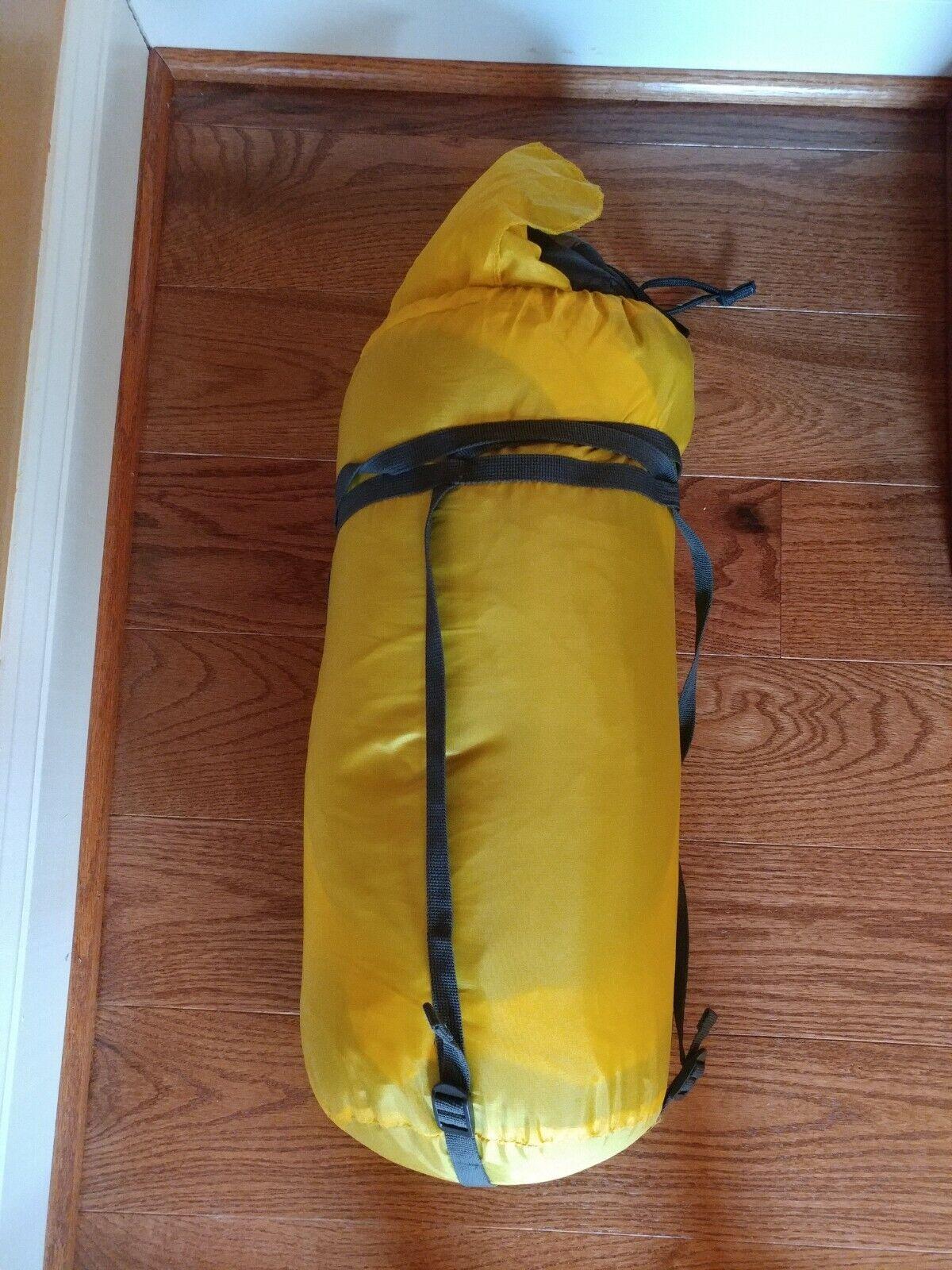 Alps Mountaineering Altitude (0 degree) Zero Degree Down Sleeping Bag.