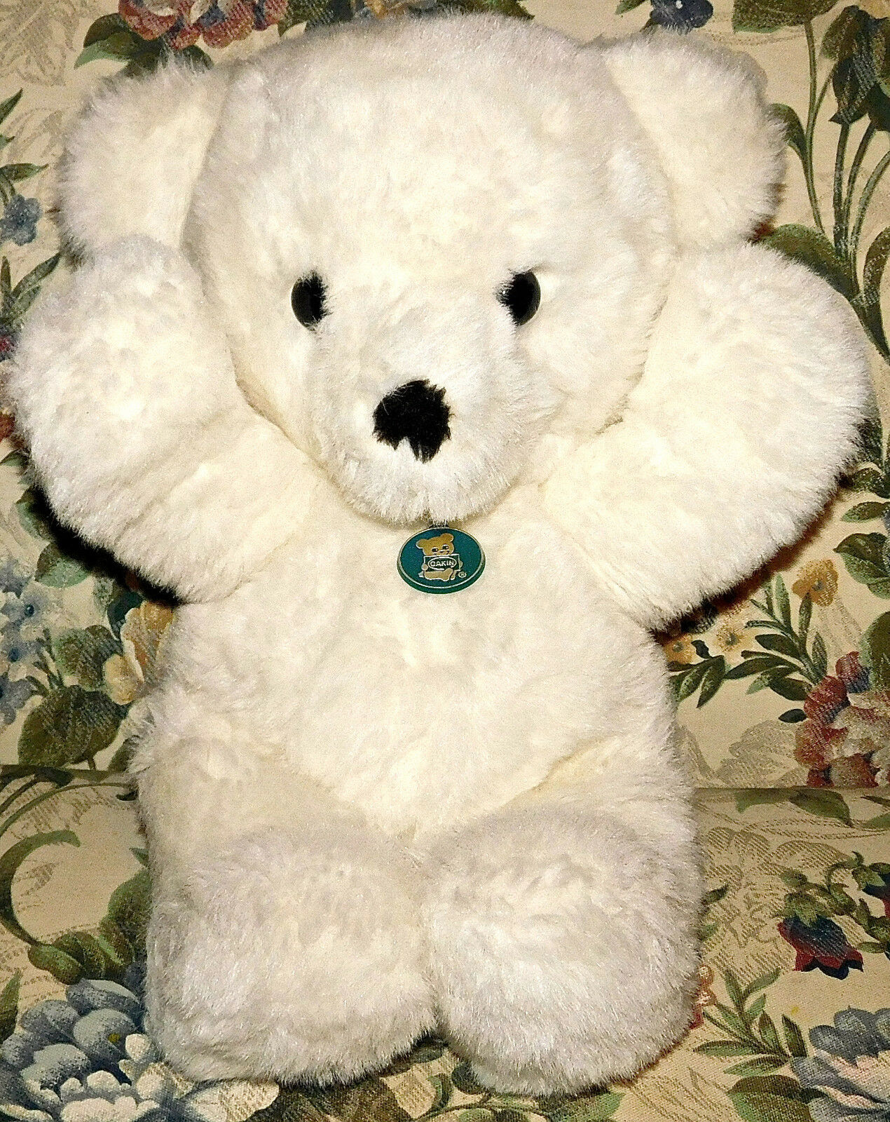 DAKIN SOFT Weiß Cuddles Bear Teddy Plush 18