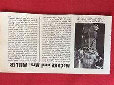 m78a ephemera 1972 film picture warren beatty julie christie mccabe mrs miller