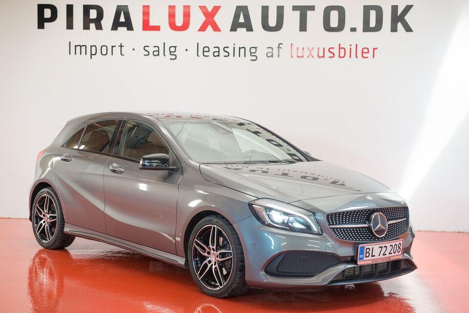 Mercedes A200 d 2,2 AMG Line aut. 4-M Diesel 4x4 aut. modelår