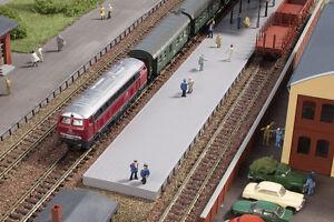 Auhagen 44641 Spur N Bahnsteig ohne Überdachung #NEU in OVP#