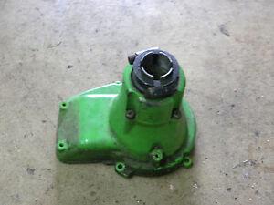green machine assembly