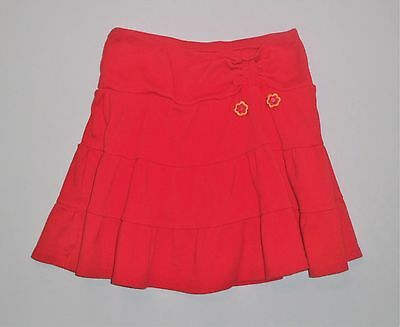 Gymboree NWT SWEET TREATS Skirt Skort Chocolate Rose Tiered Red 3 3T 4 4T 5 5T