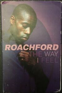 ROACHFORD-THE-WAY-I-FEEL-Cassette-Singl-SONY-1997-TESTED-Very-Good