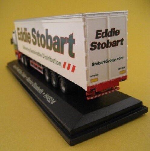 Volvo FH 460 box tráiler Eddie Stobart marina elizabeth atlas Edition 1:76