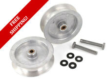 Fisher /& Paykel Dryer Belt Tension Wheel Pulley Set AD55 DE50F56