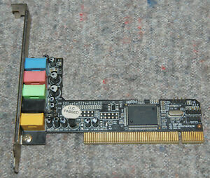 DOWNLOAD DRIVER: CMI8738 PCI-6CH-LX