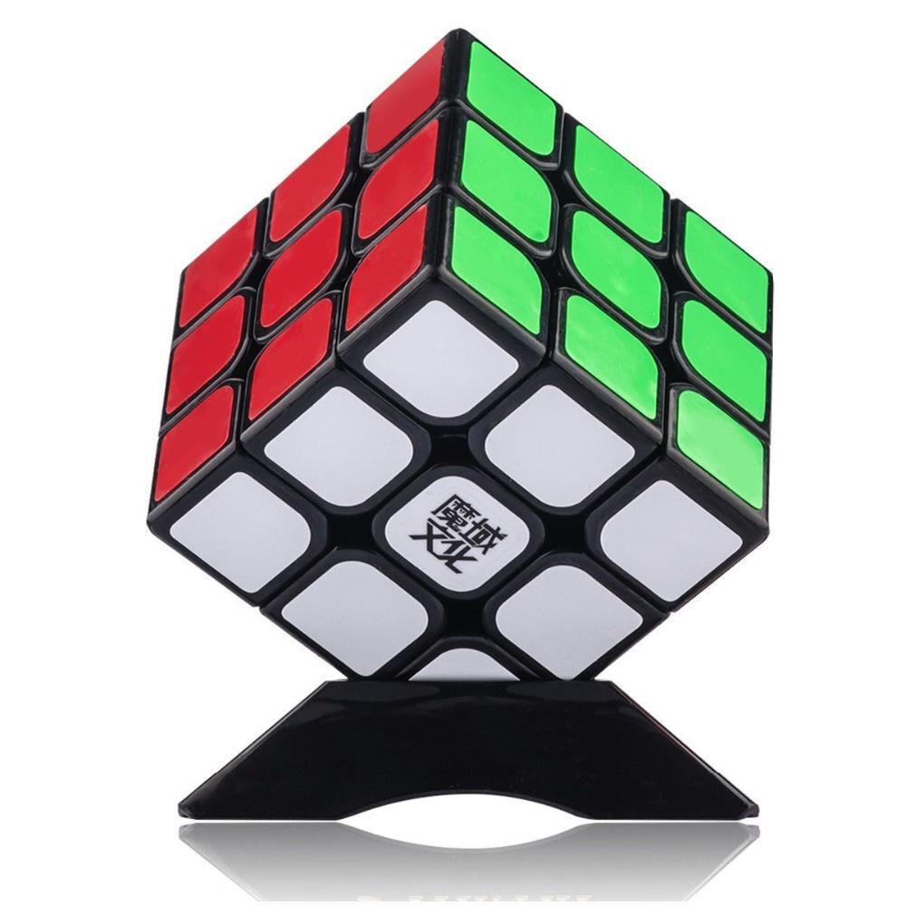 4pcs Moyu Aolong V2 3X3X3 Speed Cube Puzzle Cube Magic Cube