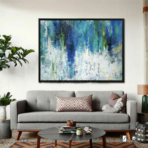 ZWPT948-hand-painted-abstract-charmed-wall-oil-painting-art-on-Canvas
