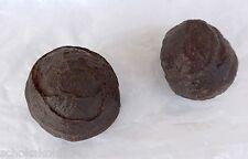 2 Moqui-Marbles Steine mit Beschreibung