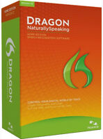 Nuance Dragon Naturallyspeaking Home 12 - Retail Box 12.5