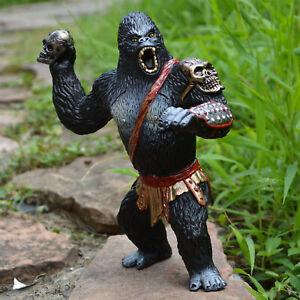 Replica-King-Kong-Gorille-modele-Action-Figure-Collection-Skull-Island-Jouet-Decor