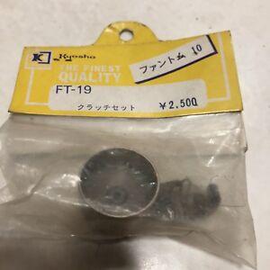 NIB-Vintage-Kyosho-RC-1-12-Nitro-Fantom-10-Clutch-Set-FT19-FREE-SHIPPING
