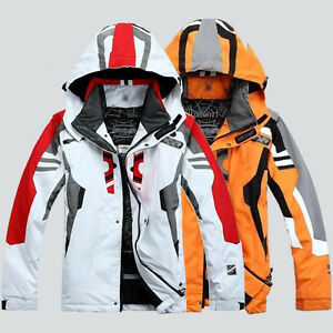 1c666c5acd9f Men  039 s Winter warm ski suit Jacket Waterproof Coat snowboard ...