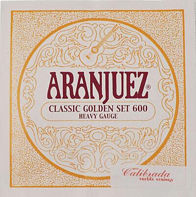 1 Satz Klassikgitarren-Saiten Aranjuez Set 300 Classic Silver