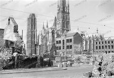 Negativ-Rouen-Haute-Normandie-Seine-Maritime-1940-Wehrmacht-34.ID-France-18