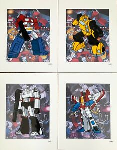 Transformers-Collection-Hand-Drawn-amp-Hand-Painted-Cels