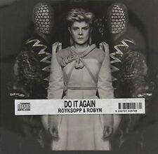 """ROBYN (ROBIN MIRIAM CARLSSON)/R""""YKSOPP - DO IT AGAIN NEW CD"""