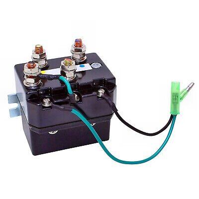 HEAVY DUTY Replacement 12V ATV UTV Winch Contactor//Solenoid 1500-5000lb Winches