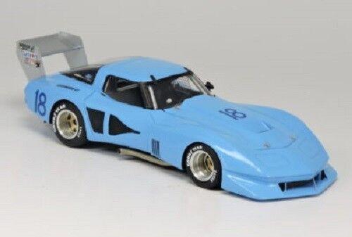 kit Corvette Tubular Frame  18 Lime Rock 1978 - Arena Modells kit 1 43