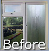 Kit to remove condensation mist fog from 2 double glazed sealed units / windows