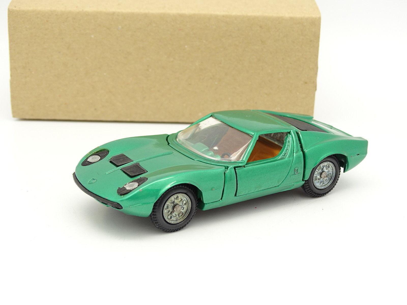 Mebegiocattoli 143  Lamborghini Miura P400 verde