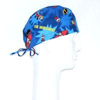 The Incredibles Theme Scrub Hat