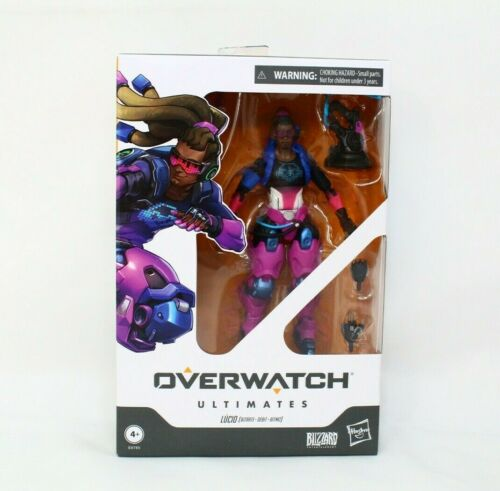 Blizzard Overwatch Ultimates Lucio bitrate Convention Exclusive