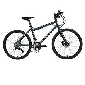 Dahon-Cadenza-d27-27-Speed-Bike-Dark-Grey-26-INCH-FOLDING-BIKE-UNI-Shimano