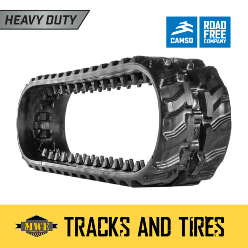 """7/"""" Camso Heavy Duty  CTL Rubber Track Fits Boxer 322D"""