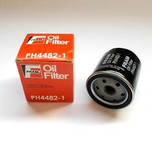 LANCIA delta, FIAT X1/9 coupe -127-128, Ford Engine Oil Filter FRAM PH4482-1
