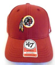 9810b553f item 6 Washington Redskins NFL Toddler 47 MVP Brand Adjustable Hat Baseball  Cap NEW -Washington Redskins NFL Toddler 47 MVP Brand Adjustable Hat  Baseball ...