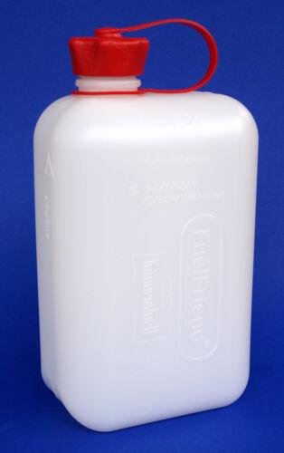 1 Füllrohr kurz FuelFriend®-BIG CLEAR 2 Liter Benzinkanister Reservekanister