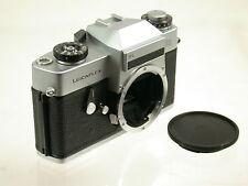 LEICA Leicaflex SL body Gehäuse fully mechanic shutter premium top  /15